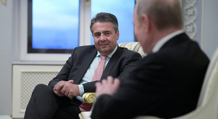 Германия раскритиковала США за давление на Россию