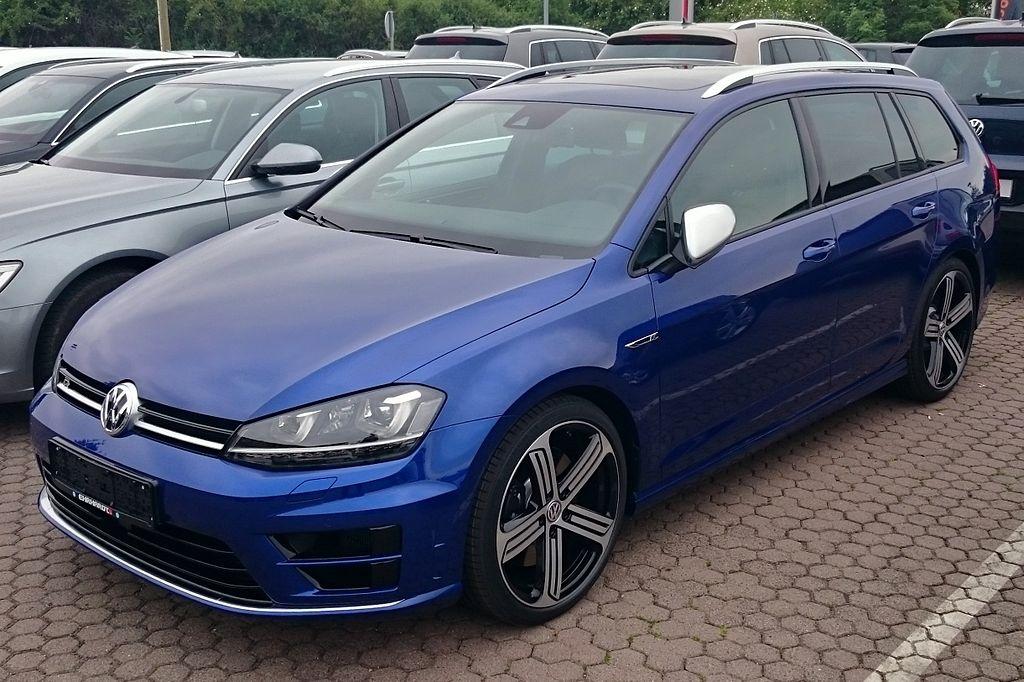 Стало известно, сколько будет стоить Volkswagen Golf обновленной генерации