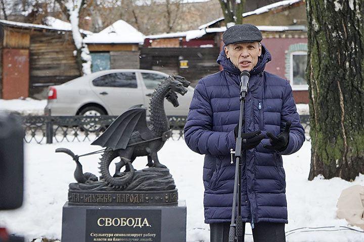 Костромич Владимир Михайлов решил участвовать в президентских выборах, чтобы сделать Россию лучшей страной