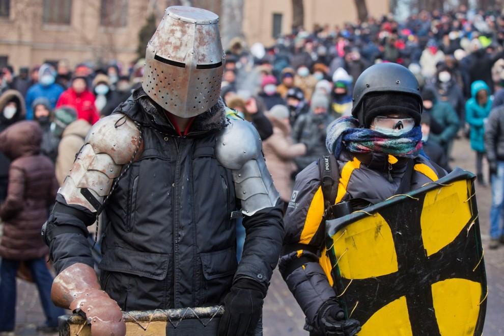 Слава Украине! Дневник активиста майдана