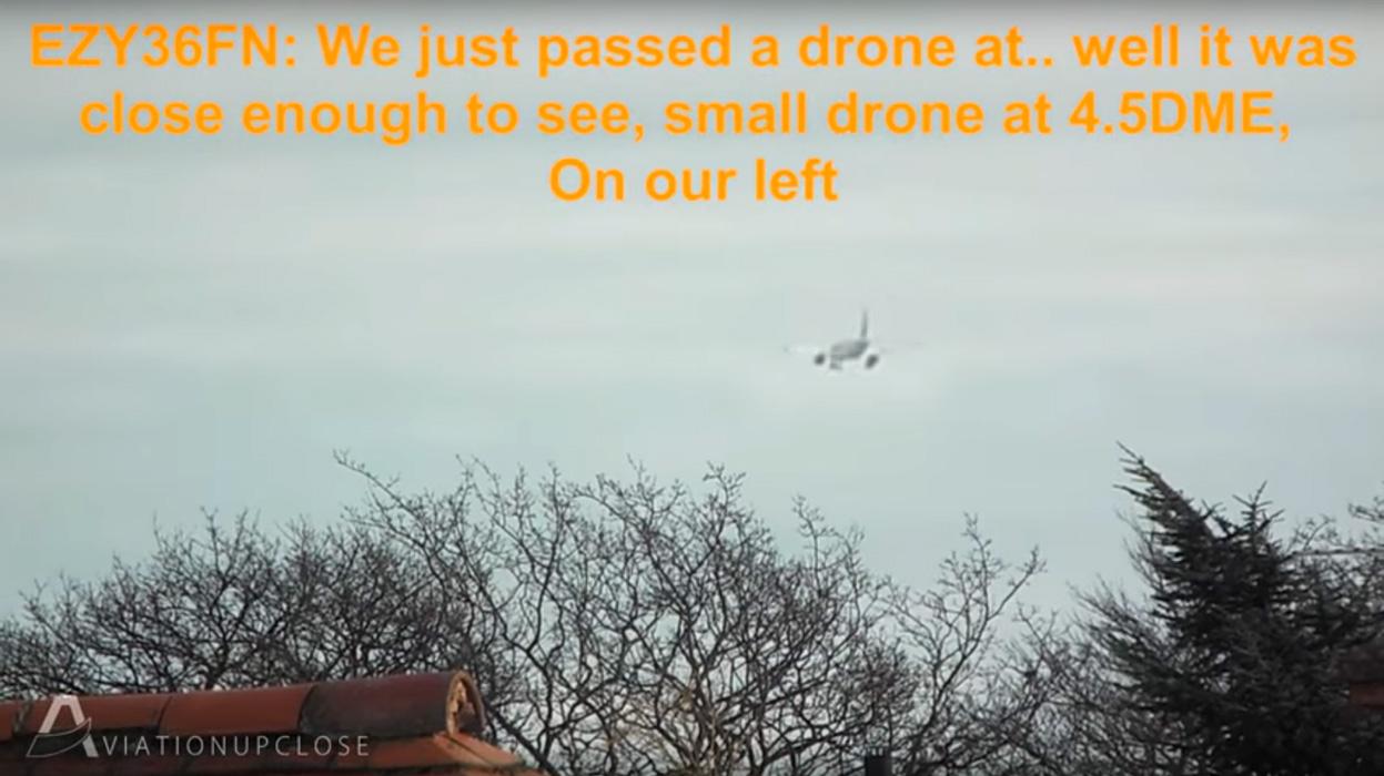 AviaSafety: Операторы беспилотников наглеют все больше