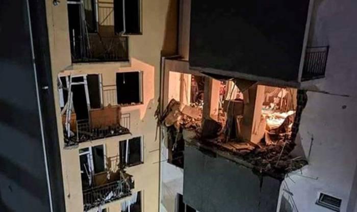 Взрыв газа в тбилисской многоэтажке унёс жизни 4-х человек