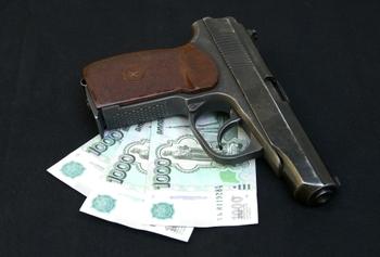 На Урале инкассатор украл 4 миллиона и проиграл их в казино