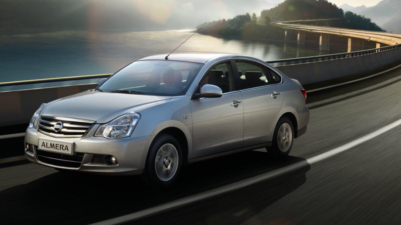 В России подорожали три модели Nissan
