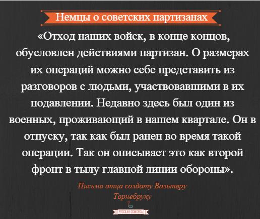 «Народные мстители»: как во время войны воевали партизаны