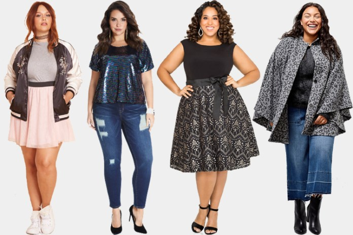 Мода 2017 для полных: главная тенденция года