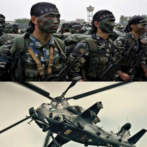 Ядерная война неизбежна. Китай перебрасывает на границу КНДР элитный спецназ.