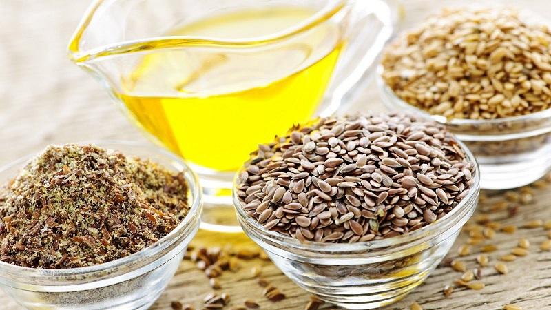 Семена льна при лечение поджелудочной железы