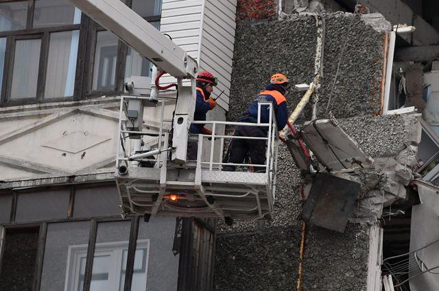 Обрушение дома в Ижевске. Главное