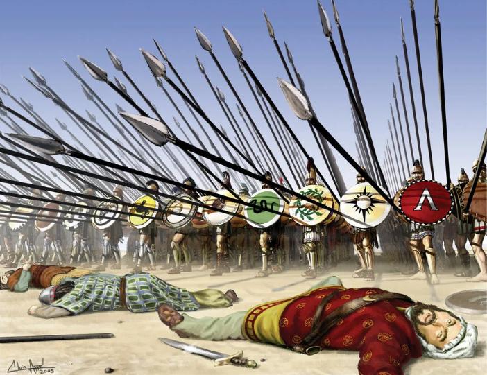 Шпага против меча или почему…