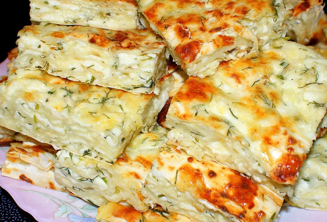 """Ачма грузинская,""""ленивая"""" (рецепт недели)"""
