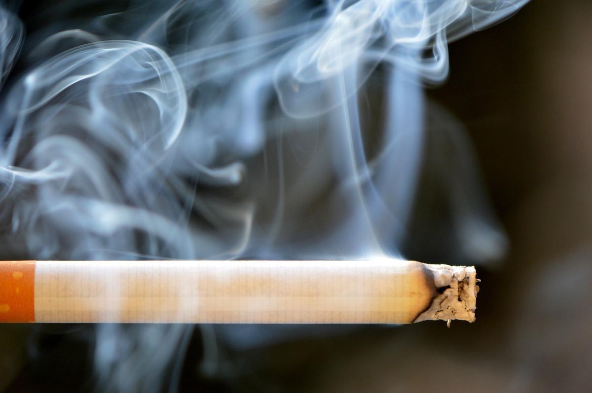 Что происходит с нервной клеткой во время курения