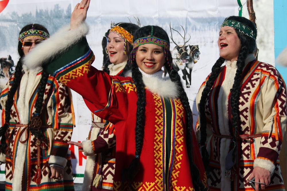 Яркий мир коренных народов Севера