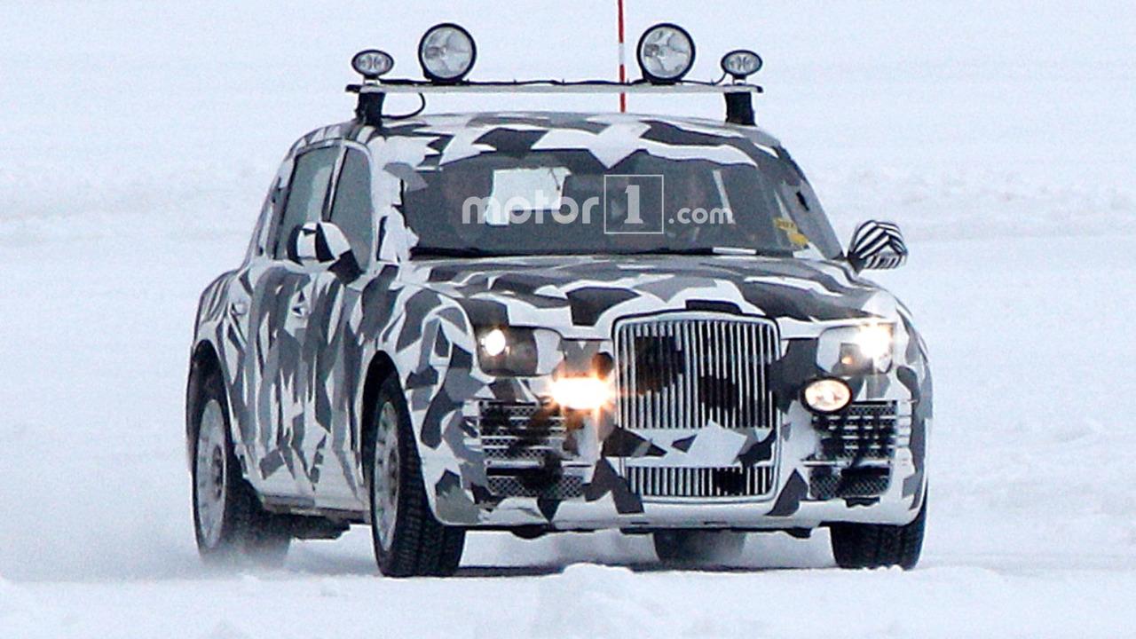 """Фото нового автомобиля Путина из проекта """"Кортеж"""" попали в Сеть"""