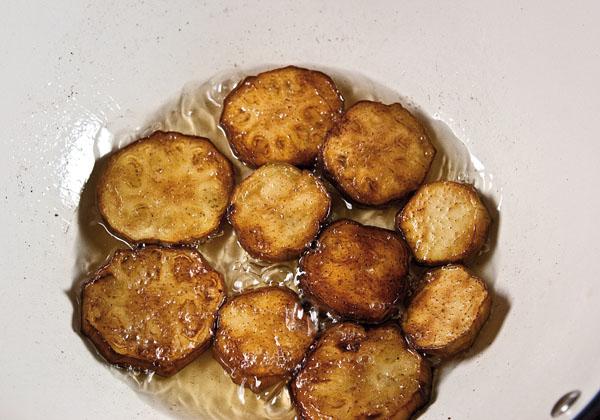 Жареные баклажаны от www.dunduk-culinar.ru