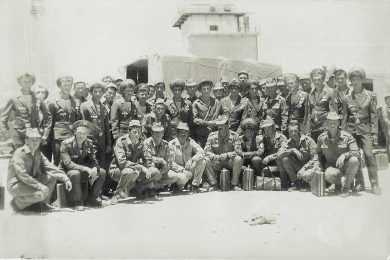 Советский солдат афганской войны. Часть 5