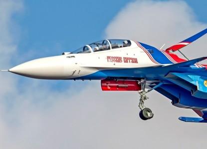 «Русские витязи» объяснили, чем Су-30 лучше Су-35