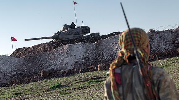 Турция вторглась в Сирию под тройным предлогом