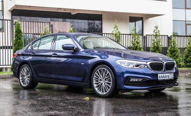 Тест-драйв: BMW 530d xDrive