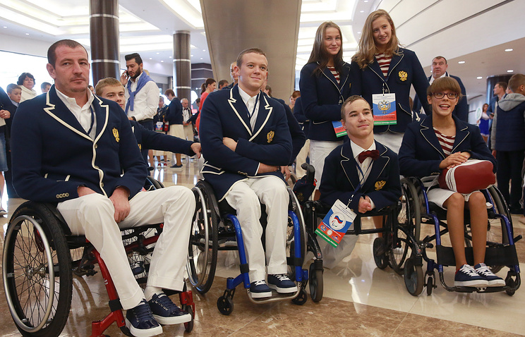 Международные федерации приглашают российских паралимпийцев на соревнования