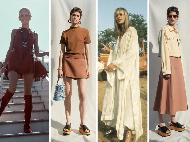 Звезды прошлого – вдохновение модниц в 2019-м