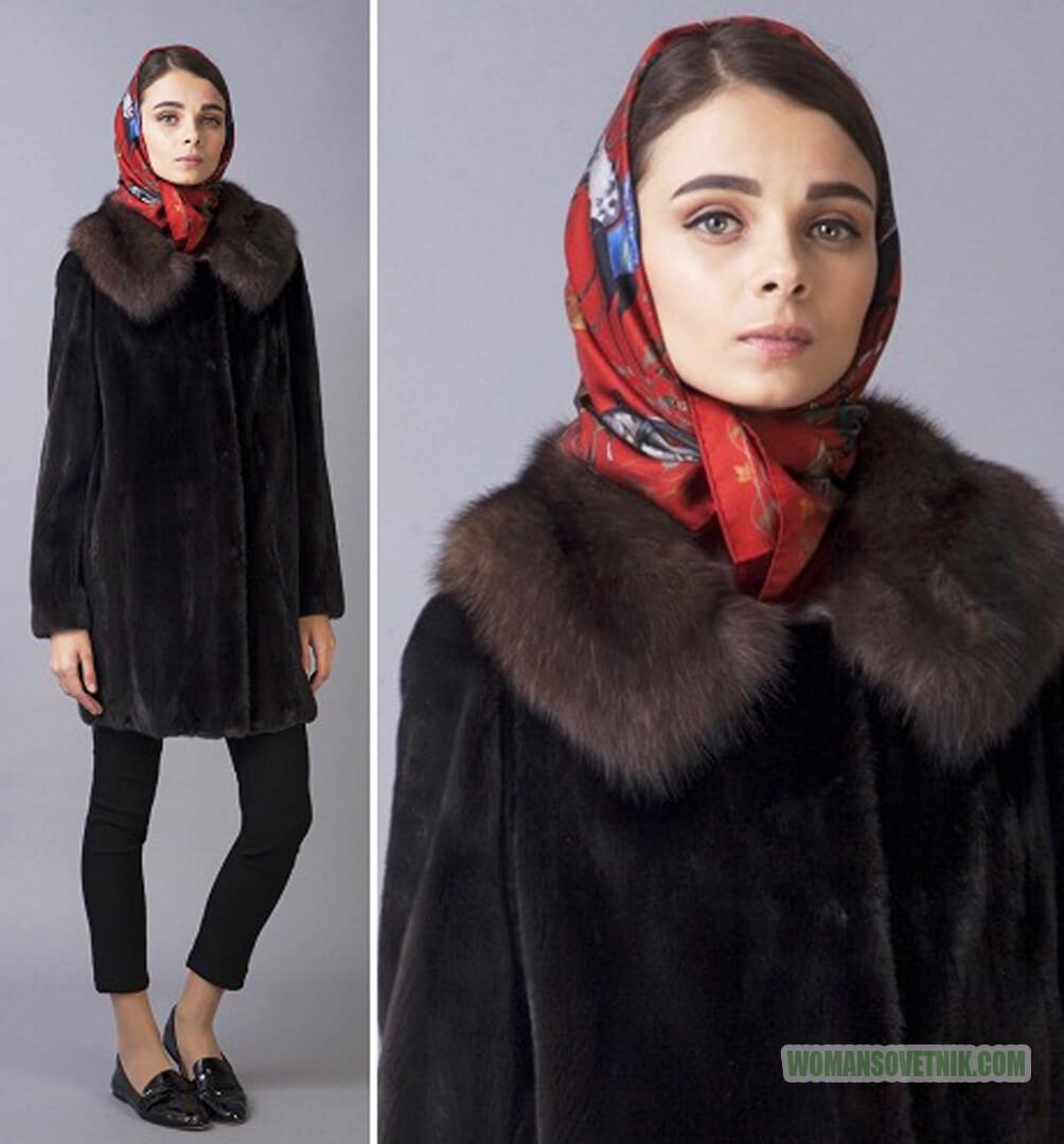 Руководство по стилю как носить женский головной платок с топами или рубашками с открытыми плечами
