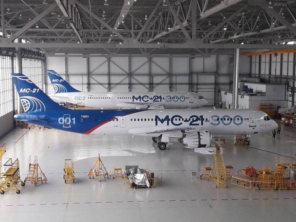 Интервью генерального директора АО «АэроКомпозит» о проблеме композиционных материалов для МС-21