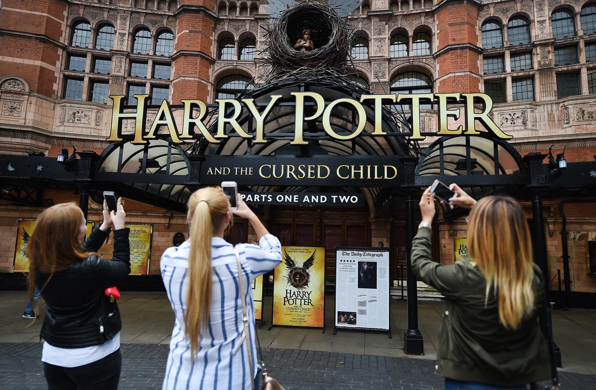 Новая книга о Гарри Поттере.…