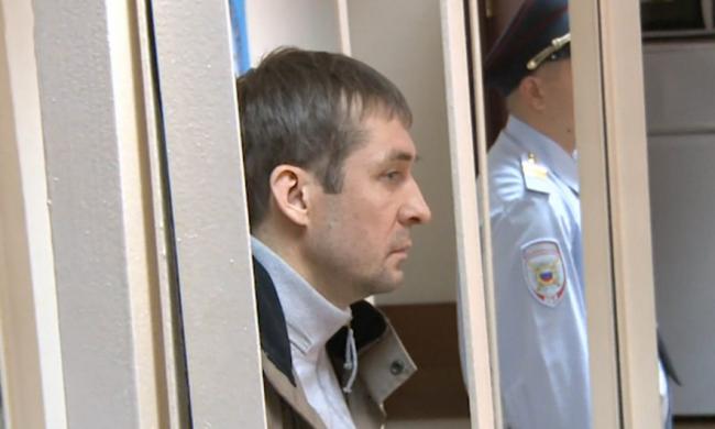Арестованный полковник Захарченко опасается за свою жизнь