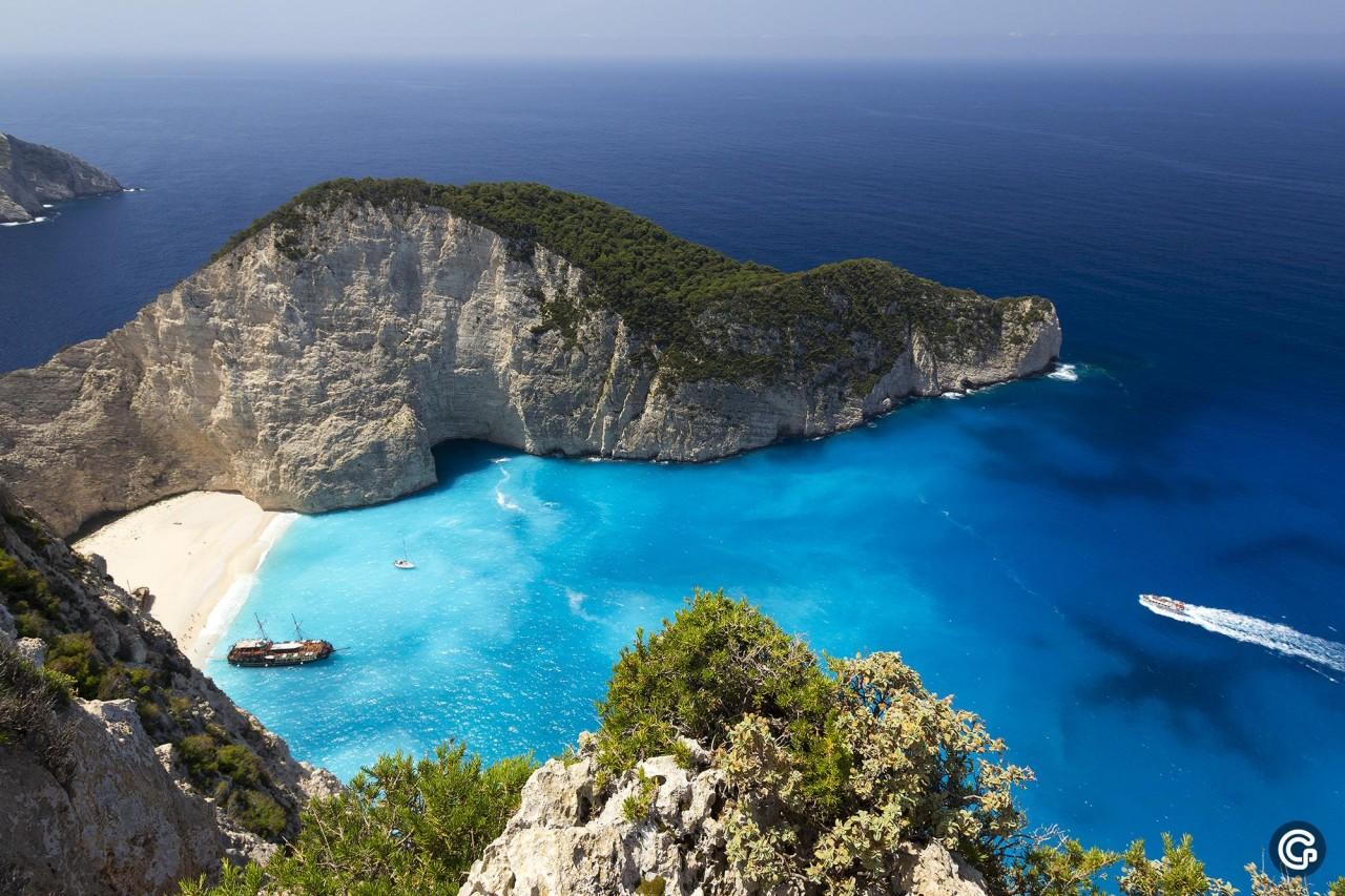Греция обогнала Францию по числу чистых пляжей