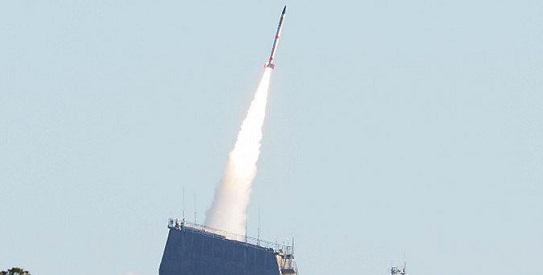 Полет японской миниракеты SS-520 пришлось прервать из-за неполадок