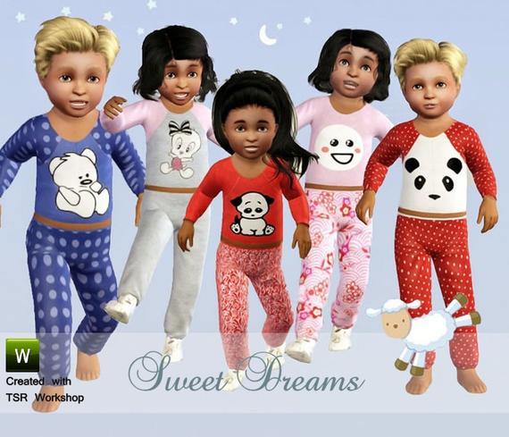 Пижама для детей от lillka