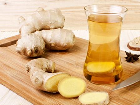 фото к рецепту Имбирная водка