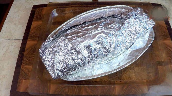 Сазан запечённый и фаршированный гречкой С дедом за обедом, Кулинария, Сазан, В духовке, Рыба, Вкусно, Видео, Длиннопост