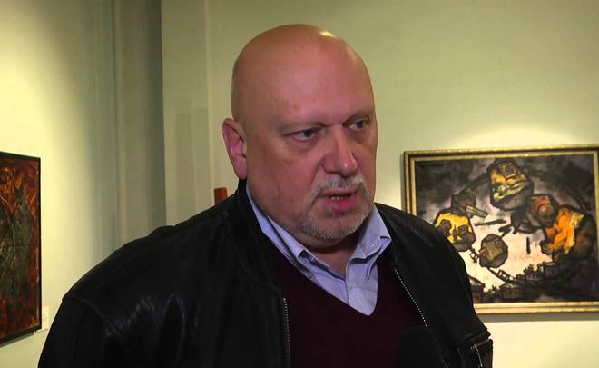 Александр Михайлов: Выбит ве…