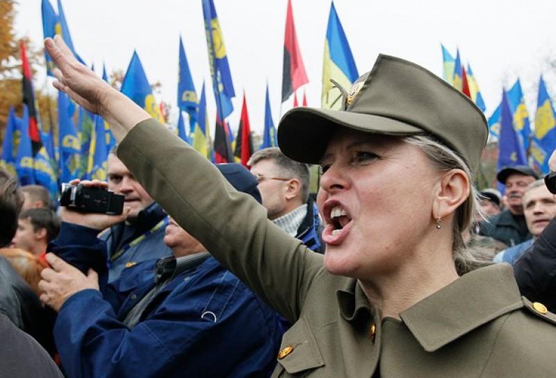 Шесть основных признаков фашизма на Украине