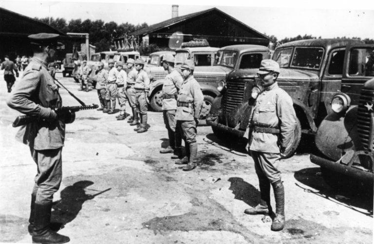 Что предлагала Япония в 1945 году, чтобы СССР не атаковал её