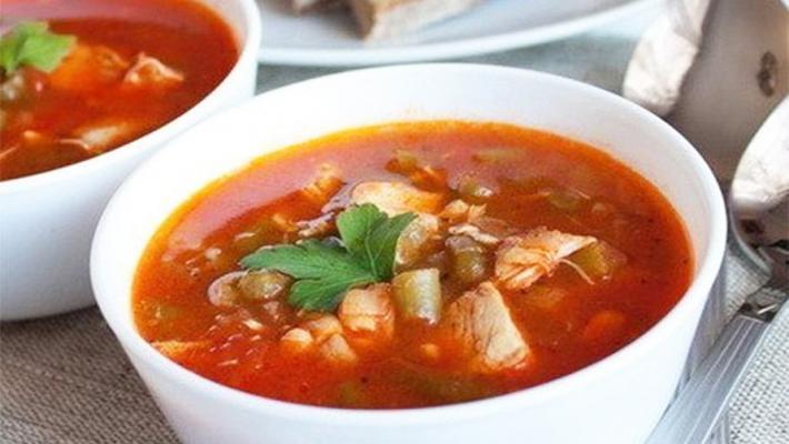 Готовим фасолевый суп легко и с удовольствием