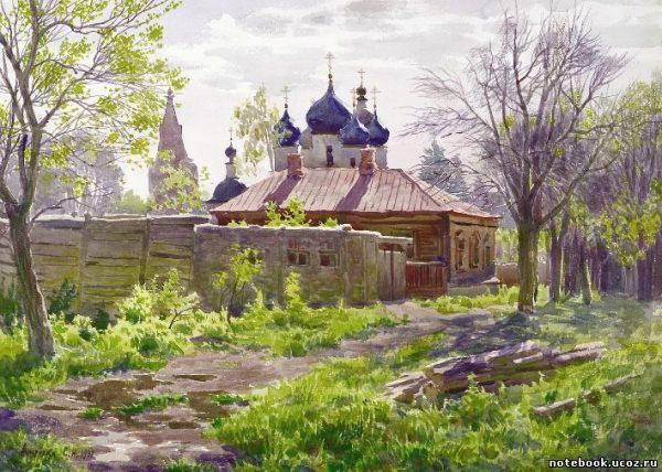 художник Сергея Анрияка картины 2 -16