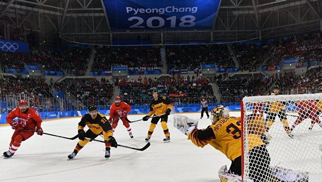 """New York Post назвала российских хоккеистов """"командой без страны"""""""