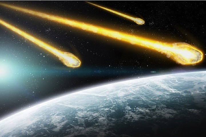Воздушная тревога: 10 ноября  рядом с Землей пролетят сразу три астероида