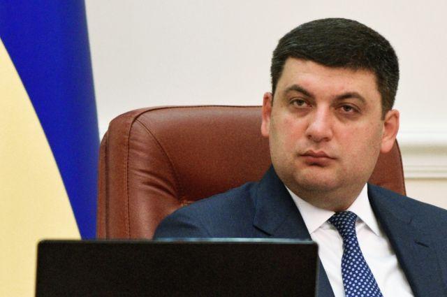 Премьер-министр Украины назвал сроки ликвидации пожара на военном складе