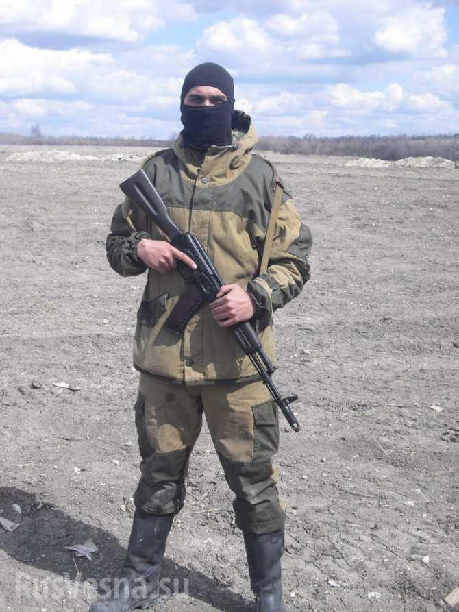 «Любить Украину больше не модно», — рассказ ополченца из Харькова