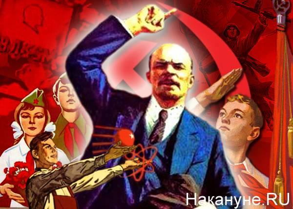 """""""Ленин – это человек масштаба не только страны. Ленин – это человек масштаба планеты!"""""""