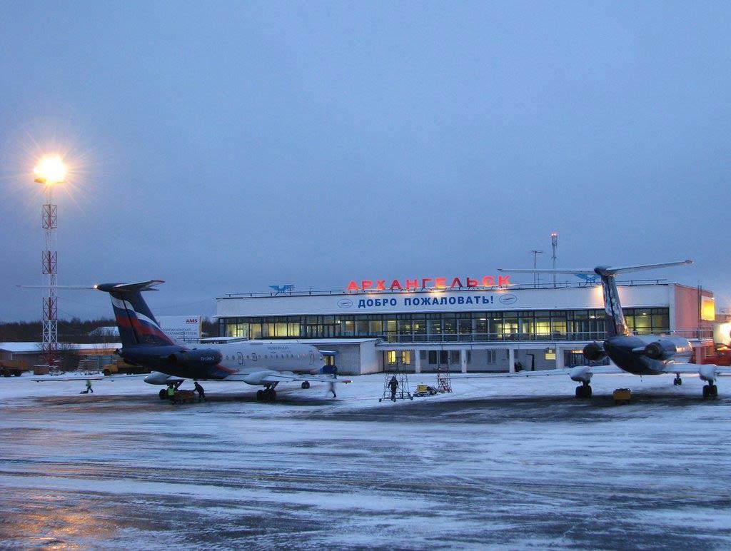 Аэрофикация российского Севера