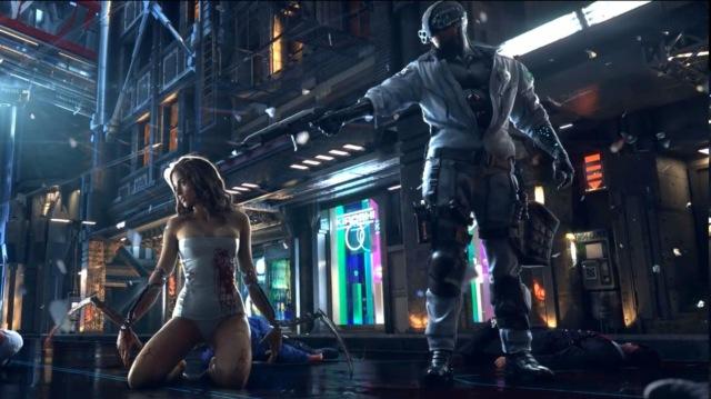 Cyberpunk 2077 остался без движка