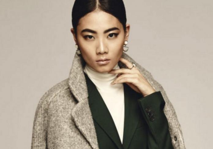 Модные эксперименты —  пять образов с одним и тем же пальто