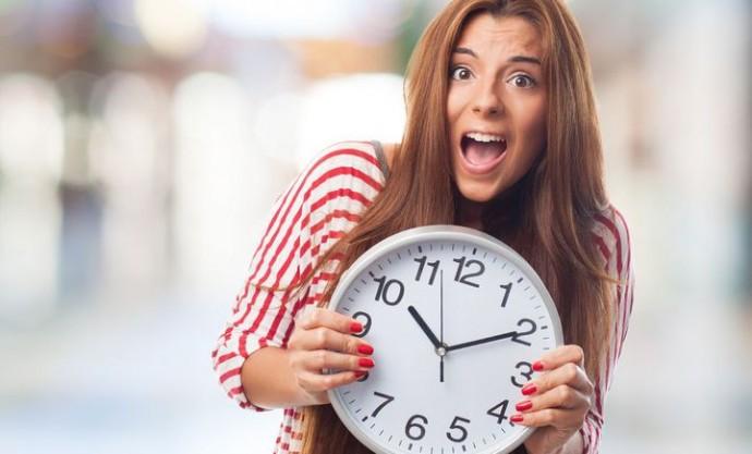Как перестать опаздывать везде и всюду