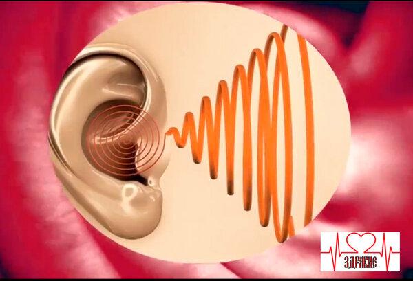 Шум в ушах - причины и лечение