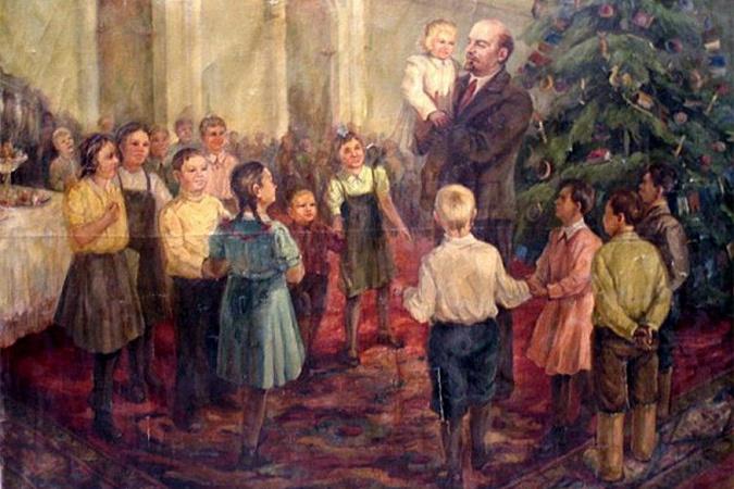 Новый год – советский праздник!
